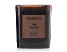 Свеча Tom Ford Oud Wood Scented Candle - 200gr
