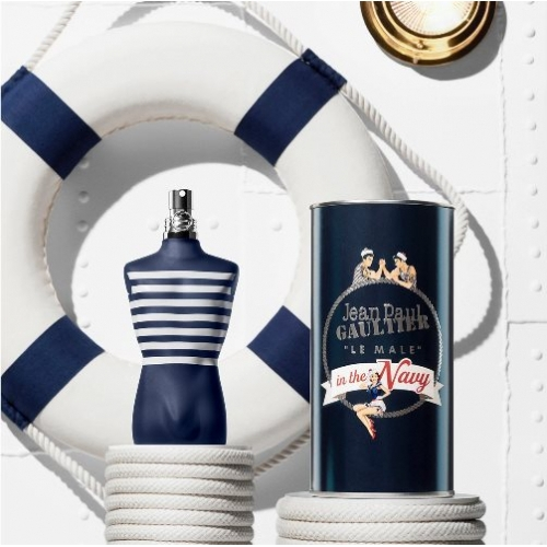 Jean Paul Gaultier In the Navy