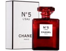 Chanel N°5 L'Eau Red Edition