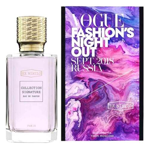 Ex Nihilo Vogue Fashion's Night Out