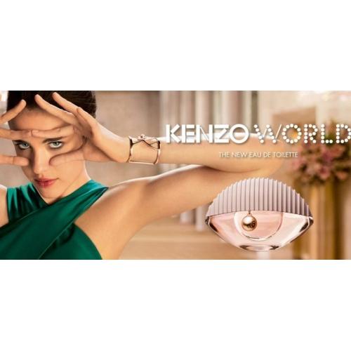 Kenzo World Eau de Tollette Fantasy Collection