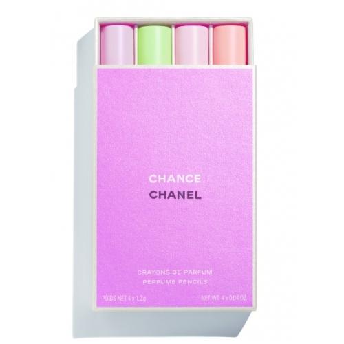 Chanel Chance Crayons & Hair Elixir - 4*1.2ML (0,04 OZ)