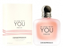 Armani Emporio In Love With You Freeze