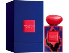 Giorgio Armani Prive Ikat Rouge