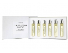 Byredo La Selection Piece Fragrance Set 6Х12ML