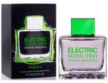 Antonio Banderas Electric Seduction in Black Men