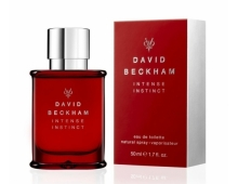 David Beckham Instinct Intense