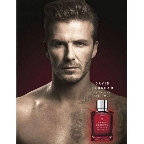 David Beckham Instinct Intense