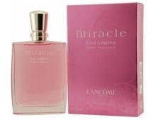 Lancome Miracle Eau Legere Sheer Fragrance