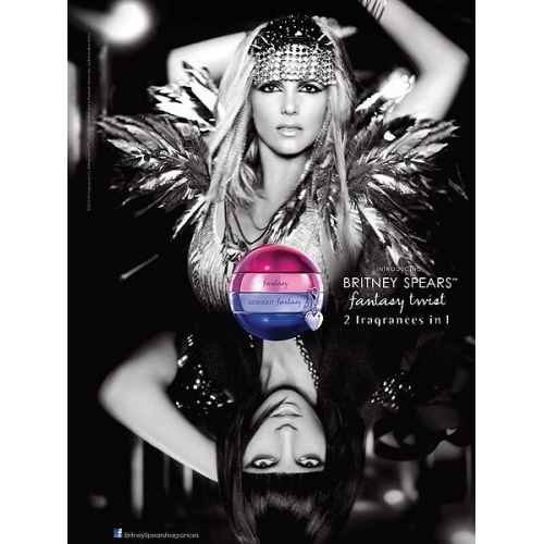 Britney Spears Twist Fantasy