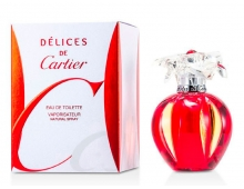 Delices De Cartier Eau De Toilette