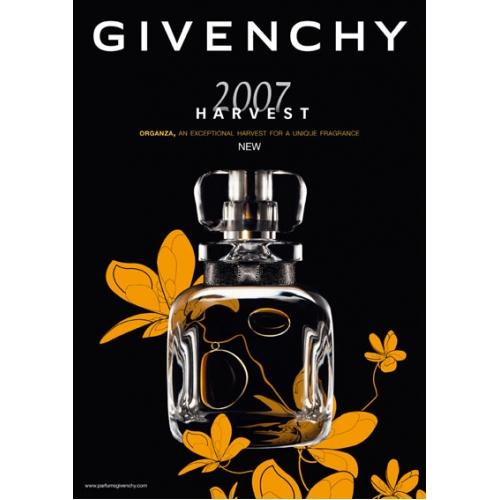 Givenchy Harvest 2007 Organza Jasmine