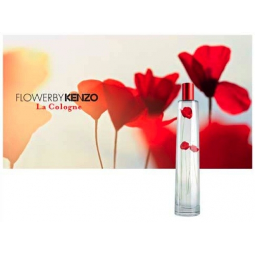 Kenzo Flower by Kenzo La Cologne
